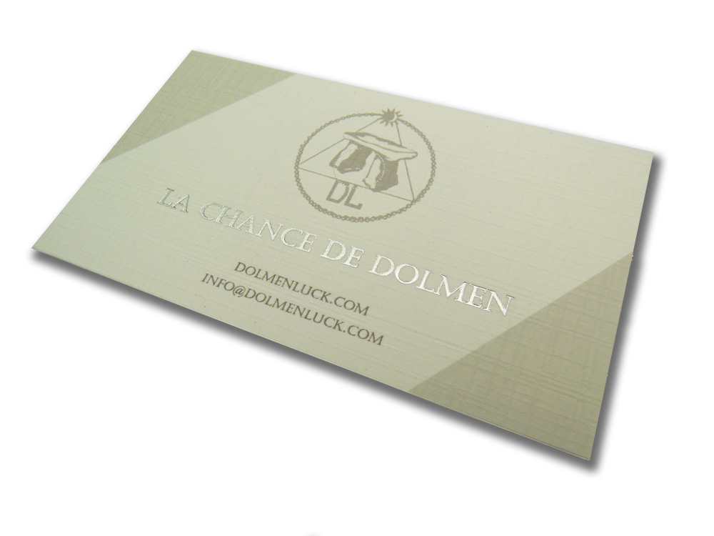 Montreal Linen Business Cards